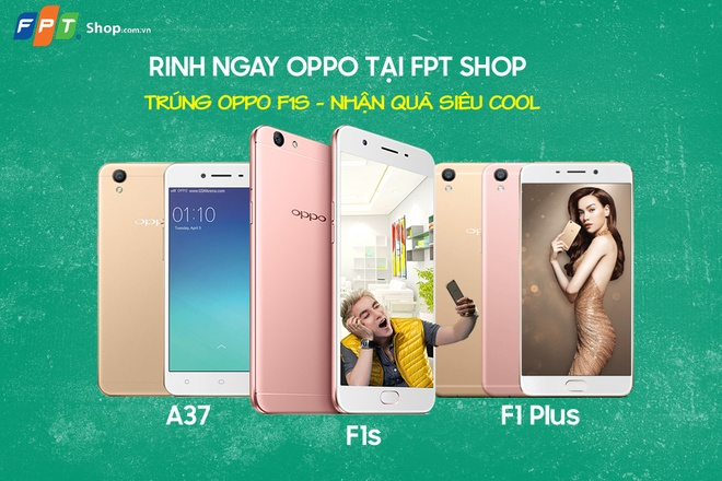 Mua OPPO F1s nhan cap op lung Tho Bay Mau doc dao hinh anh 2