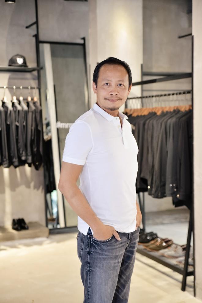 Dan sao Viet hau thuan show thoi trang cua Chung Thanh Phong hinh anh 3