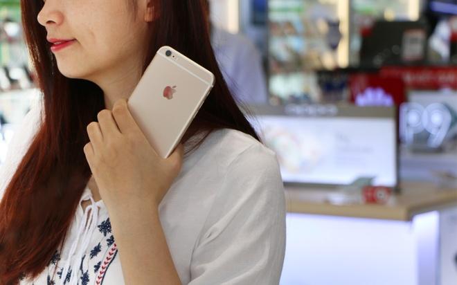 'Mua tao to bang gia tao nho' trong thang Apple tai FPT Shop hinh anh