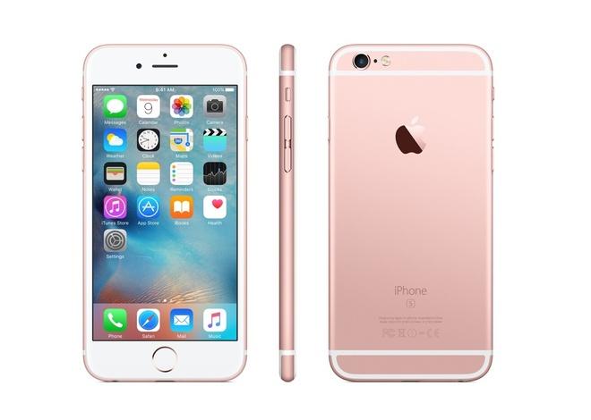 iPhone 6S chinh hang dieu chinh gia ban ve 13,99 trieu dong hinh anh