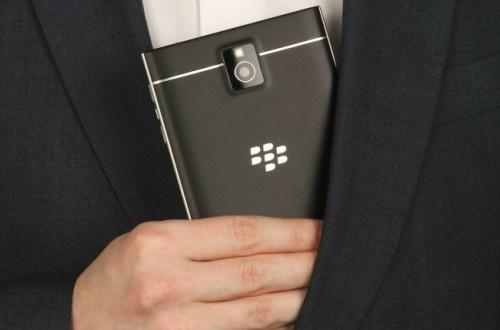 TechOne, Blackberry PassPort anh 2