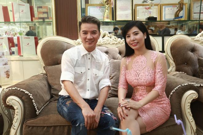 Dam Vinh Hung di spa, chuan bi cho liveshow 12 ty tai Ha Noi hinh anh 2