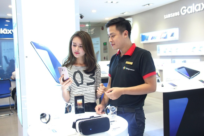 Mua Galaxy J7 Prime khong can tra truoc tai FPT Shop hinh anh