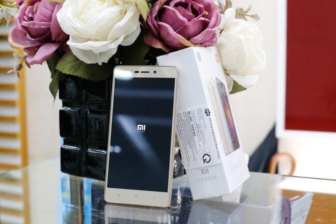 4 uu diem cua smartphone gia re Xiaomi Redmi 3s hinh anh 1