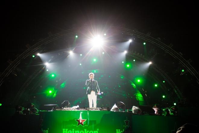 Hon 20.000 khan gia tham gia 'Heineken Green Room' hinh anh 1