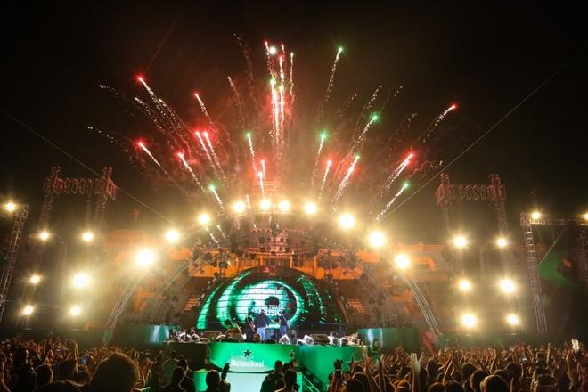 Hon 20.000 khan gia tham gia 'Heineken Green Room' hinh anh 4