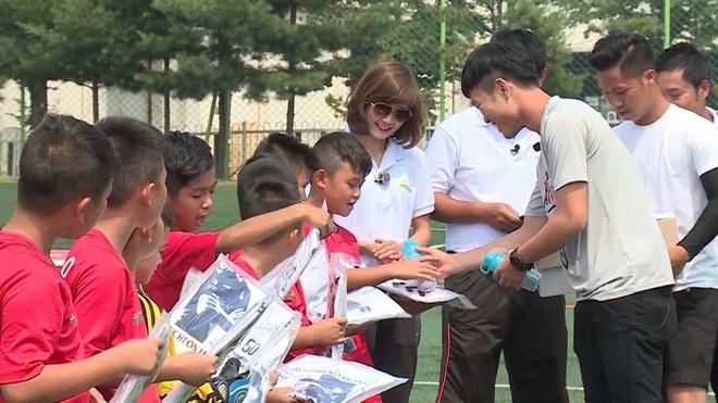 Lotte - cau thu nhi 2016,  Xuan Truong anh 3