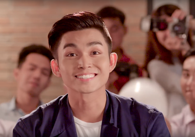 Jun cung top 3 'Than tuong Richoco' tung MV phien ban moi hinh anh