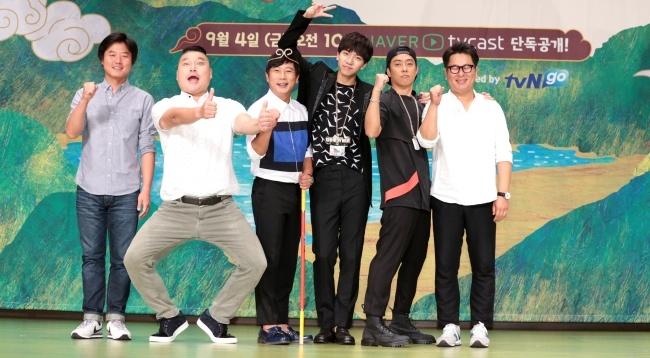 5 show thuc te Han Quoc giup fan gap go than tuong hinh anh 4