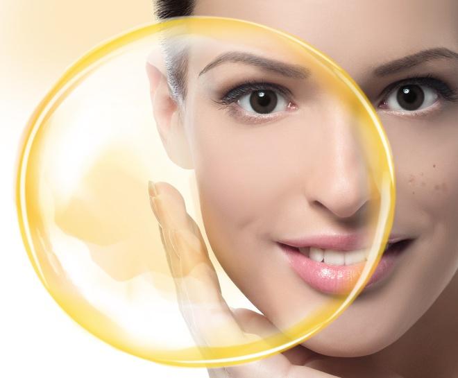 Cong dung tri seo, tham sau mun cua vitamin C hinh anh