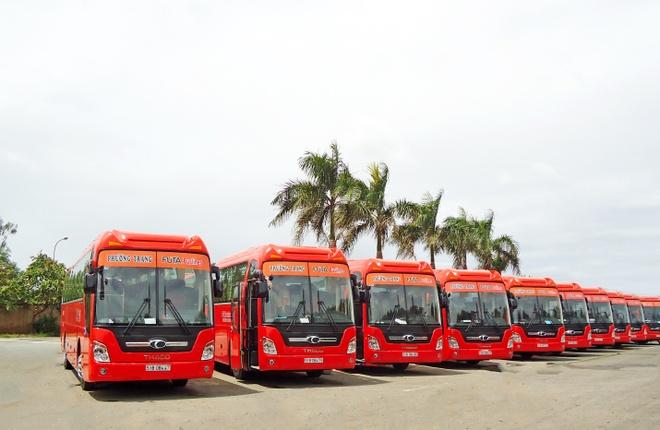 Phuong Trang - FUTA Bus Lines,  khuyen mai anh 1
