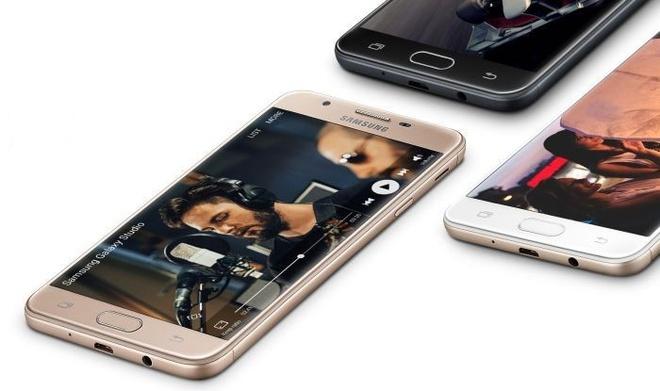 Mua Galaxy J7 Prime, nhan qua 1 trieu dong o Hoang Ha Mobile hinh anh 2