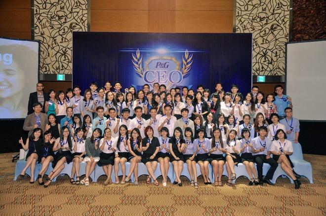 P&G CEO Academy phat trien ky nang lanh dao cho sinh vien hinh anh