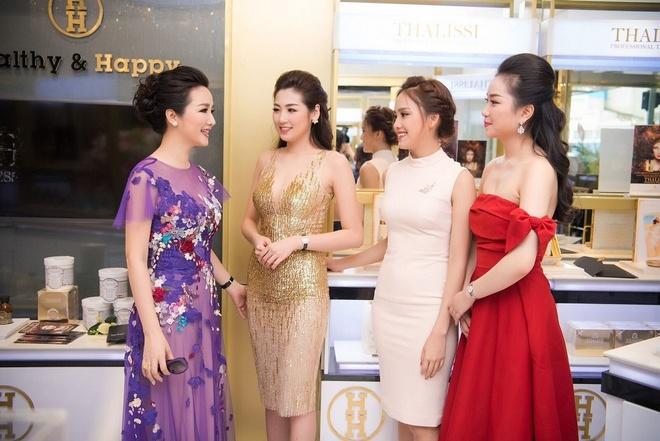 Binh Minh, Giang My hoi ngo dan sao trong su kien tai Ha Noi hinh anh 5