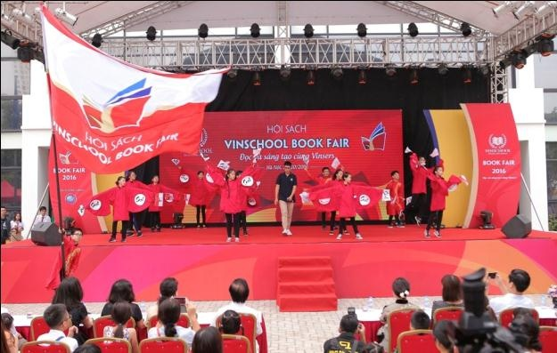 Vinschool,  Hoi sach Vinschool Book Fair anh 5