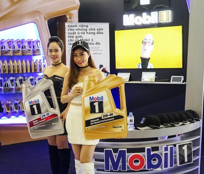 Mobil 1 tham gia trien lam 'Vietnam Motor Show 2016' hinh anh 2