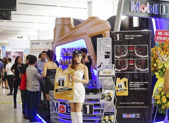 Mobil 1 tham gia trien lam 'Vietnam Motor Show 2016' hinh anh 4
