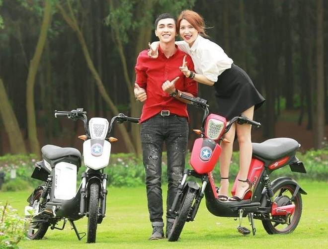 HKbike chi hon 1 ty dong nghien cuu khuon gio xe dien Cap-A2 hinh anh