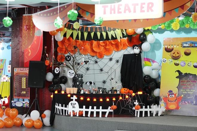 Le hoi Halloween tai khu vui choi tre em tiNiWorld hinh anh 2