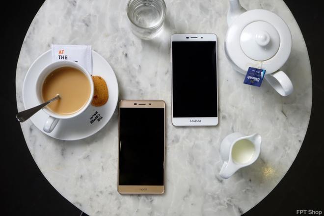 Mua tra gop smartphone Coolpad khong lai suat tai FPT Shop hinh anh
