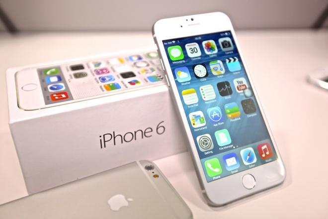 iPhone 7 va 7 Plus ban rong rai, iPhone 6, 6S giam gia sau hinh anh 1