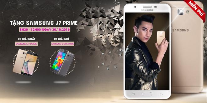 Co hoi nhan Samsung J7 Prime mien phi tai TechOne hinh anh