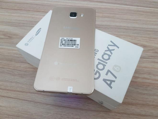 Samsung Galaxy A7 2016 dieu chinh gia con 5 trieu dong hinh anh 4