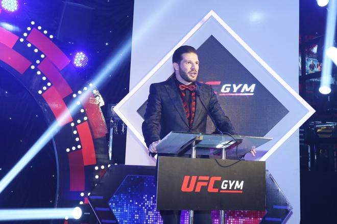 CEO UFC Gym toan cau danh gia cao tiem nang thi truong VN hinh anh 2