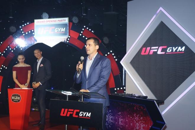 CEO UFC Gym toan cau danh gia cao tiem nang thi truong VN hinh anh 3