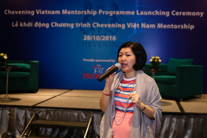 Prudential Viet Nam,  Chuong trinh Mentorship anh 2