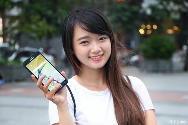 Ly do nen mua Galaxy S7/S7 edge tai FPT Shop hinh anh 2