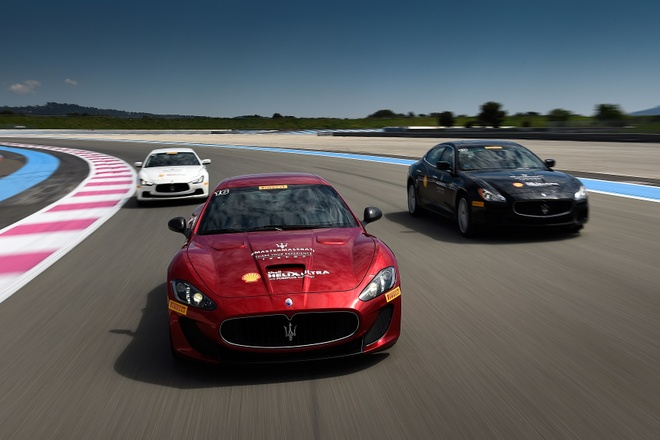Trai nghiem lai xe Maserati tai Italy cho khach hang Viet hinh anh 6