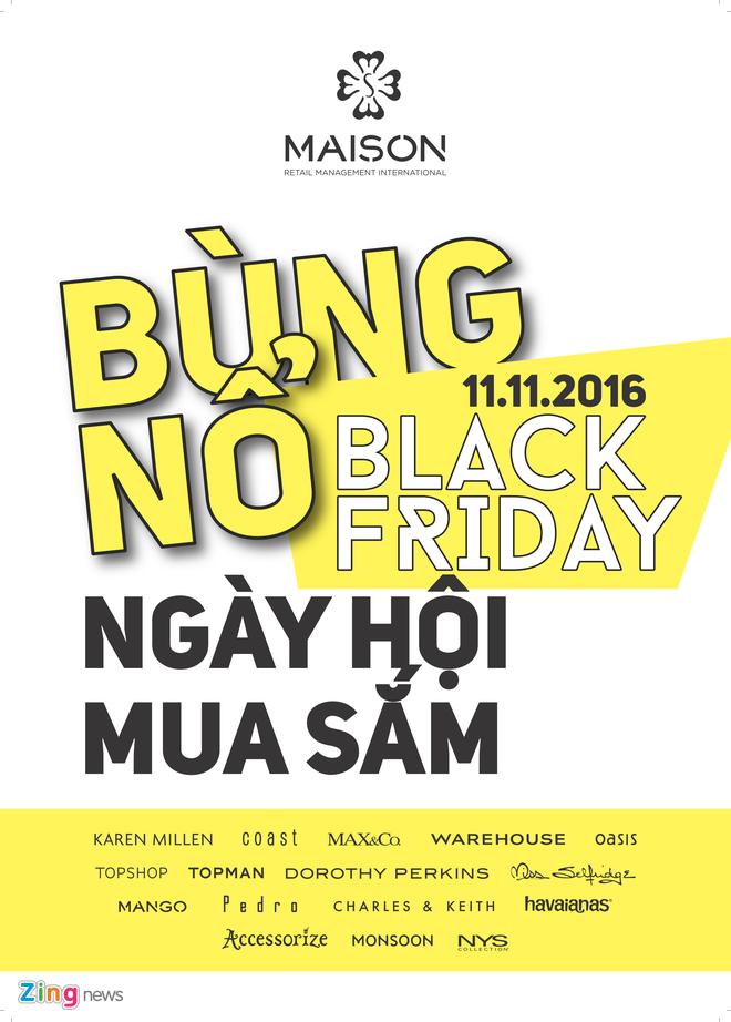 Maison Fashion Group,  Black Friday anh 1
