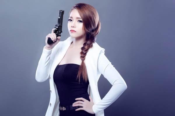 Lam Minh Thang, Kim Ny Ngoc lam phim ca nhac hanh dong hinh anh 2