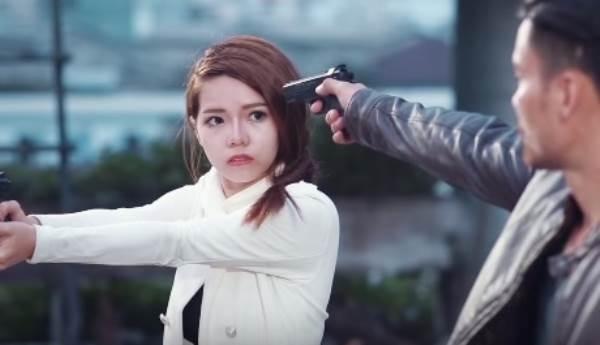 Lam Minh Thang, Kim Ny Ngoc lam phim ca nhac hanh dong hinh anh 3