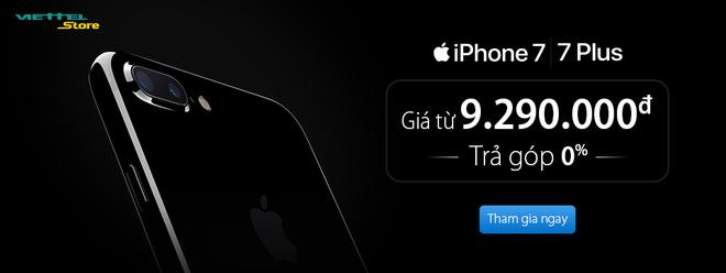 Viettel Store chinh thuc phan phoi iPhone 7 va iPhone 7 Plus hinh anh 1