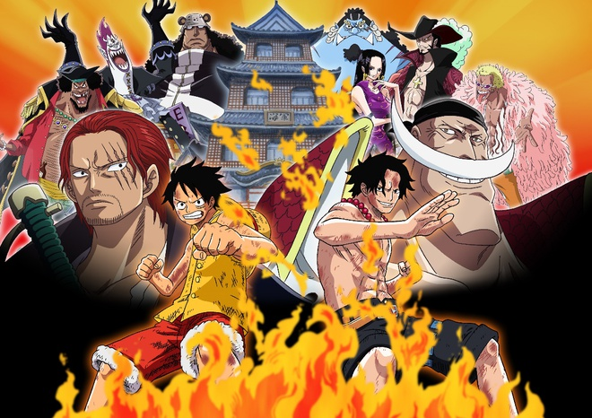 Truy na hon 113 hai tac One Piece cung banh Toonies hinh anh 2