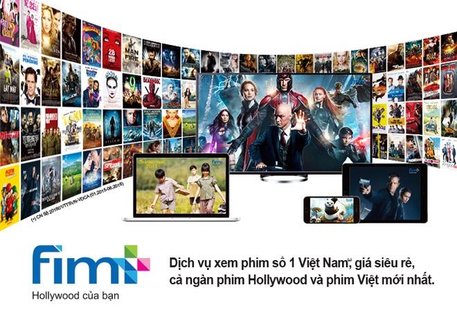 Fim+,  Mobifone anh 4