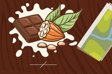 'Sac pin' nhanh cho co the bang chocolate hinh anh