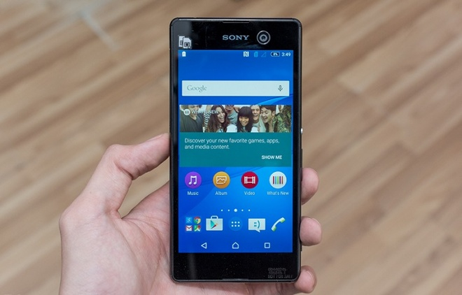 Sony Xperia M5, Xperia Z5 Dual chinh hang dong loat giam gia hinh anh 1