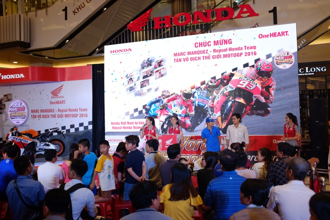 Honda Viet Nam to chuc mung chien thang cua Marc Marquez 93 hinh anh 4