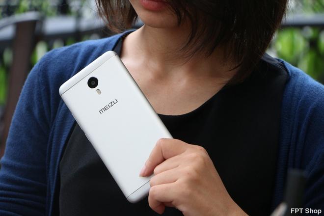 Trung 100 chi vang khi mua Meizu M3 Note tai FPT Shop hinh anh 1