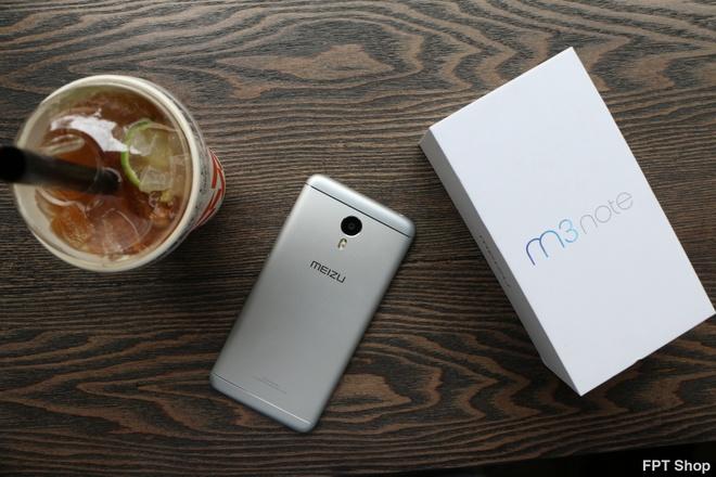 Trung 100 chi vang khi mua Meizu M3 Note tai FPT Shop hinh anh 2