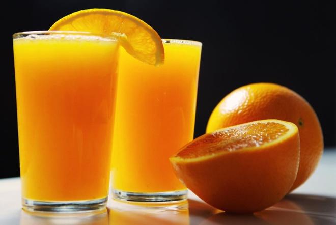 Xu huong lam trang da moi tu vitamin C hinh anh