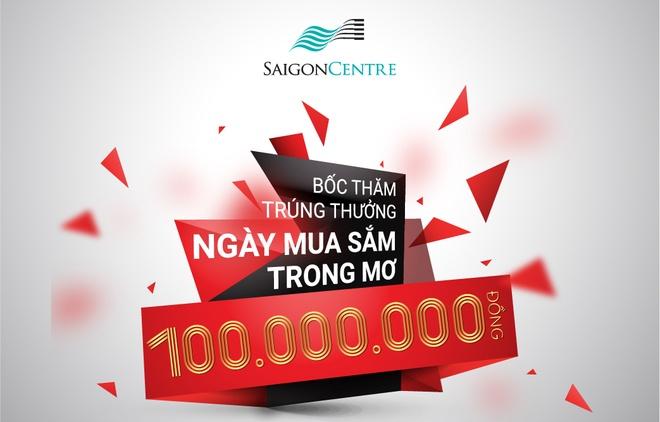 400 thuong hieu giam gia dip Black Friday tai Saigon Centre hinh anh 5