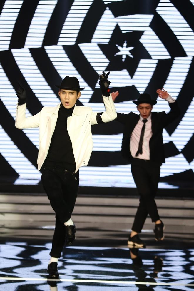 Do Hieu dua phong cach Michael Jackson vao ban hit Kpop hinh anh 3