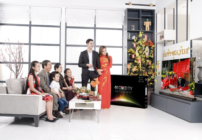 LG day manh mang TV vao cuoi nam hinh anh 1