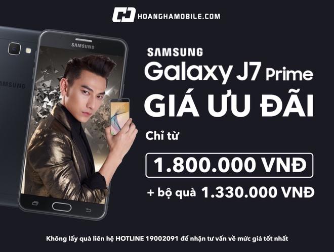 Galaxy J7 Prime,  Hoang Ha Mobile anh 2