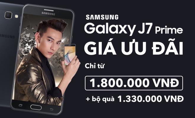 Mua Galaxy J7 Prime 1,8 trieu dong, nhan qua 1,3 trieu dong hinh anh