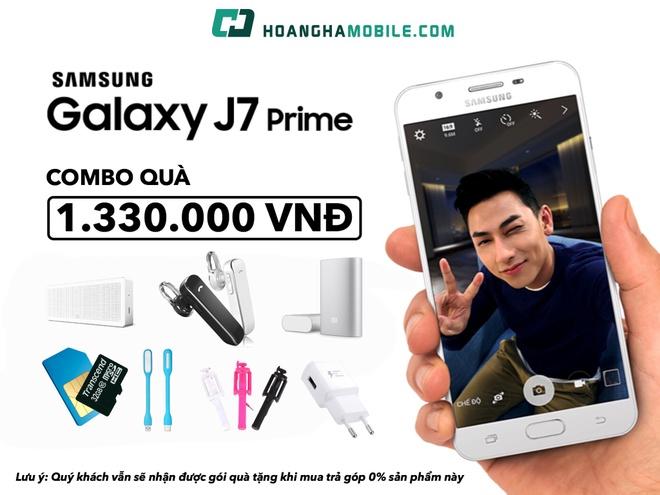 Mua Galaxy J7 Prime 1,8 trieu dong, nhan qua 1,3 trieu dong hinh anh 1